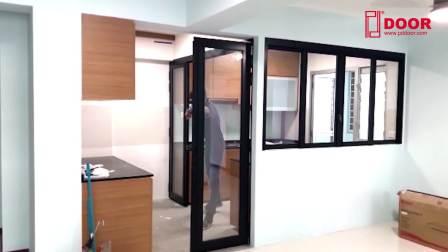 L-shaped Divider-4W+4P LVH-Kitchen Entrance / Room Divider