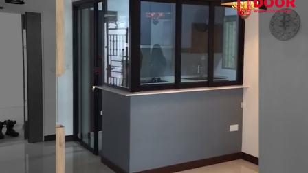 OpenConcept-3W+2P+FLVH - Kitchen Entrance