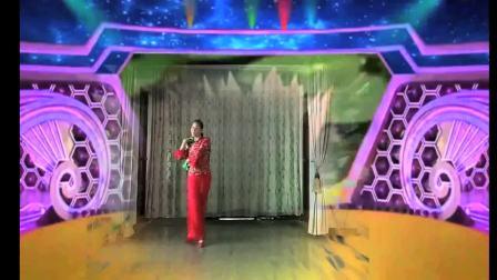 春之韵广场舞《红高粱串烧》编舞:张慧萍