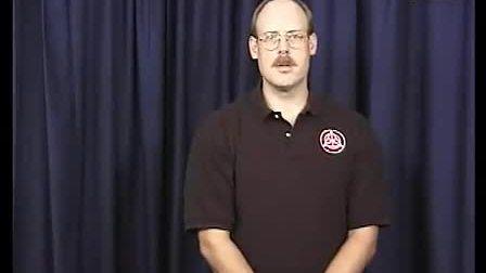 MBC自卫术教程:先进的战术刀03