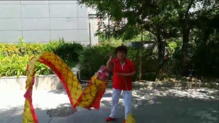 津门竹友参加京津冀社会体育指导员大赛留影