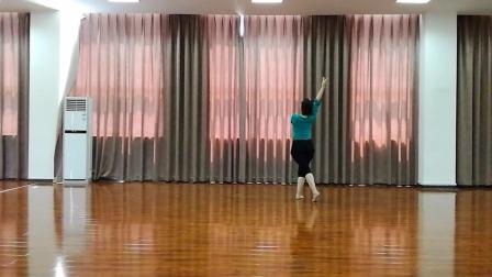相思愁(背面,李明琼舞蹈,榆木习练)