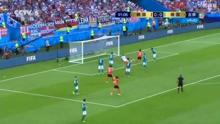 我在【全场集锦】孙兴慜金英权双双进球 韩国2-0德国截取了一段小视频