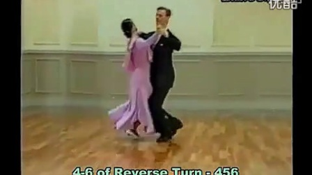 简而美华尔兹教学9  第二组舞步示范_标清_标清
