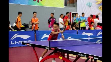 贵州省黔东南州2018第一届全民健身乒乓球赛(丹寨队)