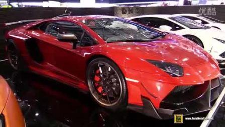 2015 DMC 改装兰博基尼 Lamborghini Aventador Excusivo GT Stage III_—汽车之家价格测评测20167