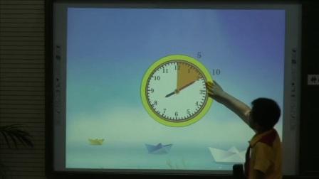 人教版小学数学二年级上册7.认识时间认识时间-袁老师公开优质课配视频课件教案