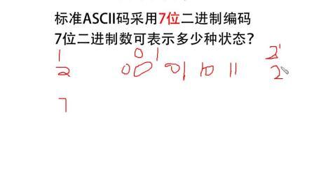 ASCII码简介