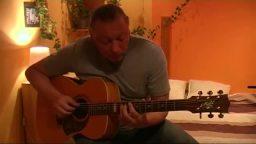 波兰吉他手Krzysztof Czeremużyński指弹吉他作品「Składak」