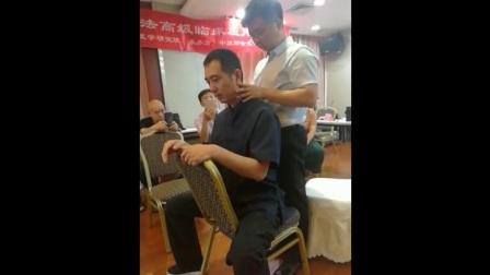 胡青耀平衡正骨治疗手臂酸麻无力视频教程
