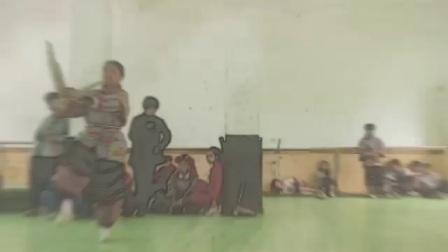 苗族原生态芦笙舞蹈(剪辑)