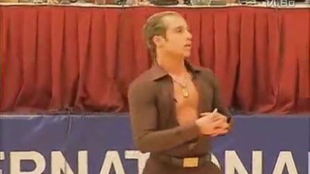 2008(中文同声)里卡多.尤莉亚-桑巴舞黑池讲习-1_标清
