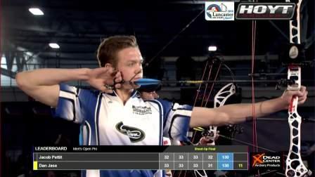 2018年 兰卡斯特射箭比赛 男子复合弓决赛