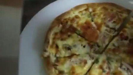 美拍视频: 芝心披萨10寸教程