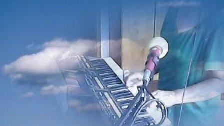 S670电子琴弹奏-春天的故事