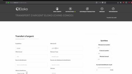 ELOKO SITE WEB