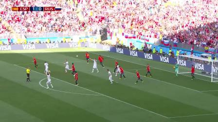(3-4, P) Spain v Russia - 2018 FIFA World Cup Russia™ - MATCH 51