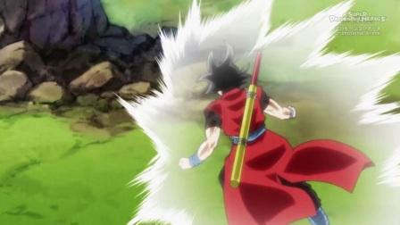 ★龍珠 超英雄_Super Dragon Ball Heroes- 第01集【监狱行星篇。】