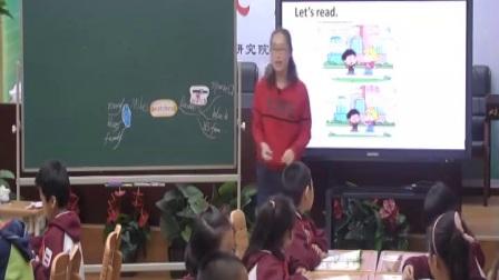 北京版小学三年级英语下册UNIT TWO I LIKE THE SHAPELesson 6-任老师公开优质课配视频课件教案