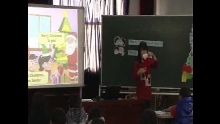 北京版小学一年级英语上册UNIT SIX HAPPY CHINESE NEW YEARLesson 21-赵老师公开优质课配视频课件教案