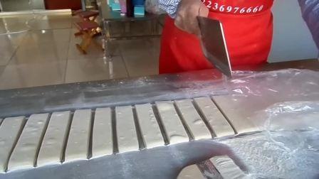 合肥香酥大油条脆皮大油条的做法18560725572小吃培训加盟