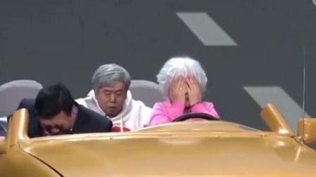 我在贾冰蔡明潘长江精彩演绎小品《学车》爆笑全场截取了一段小视频
