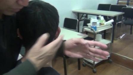 中医正骨颈椎各个角度复位法
