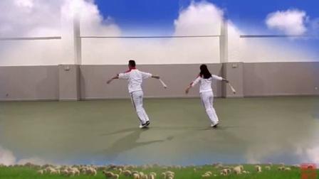 柔力球《呼和浩特大草原》第五段