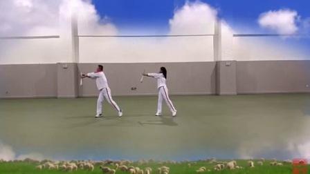 柔力球《呼和浩特大草原》第八段