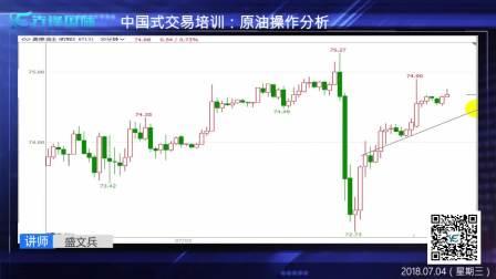 盛文兵:贸易情绪缓解,黄金关注1252区域多头