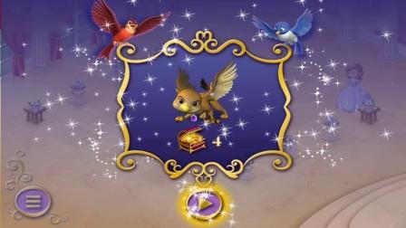 小公主苏菲亚之蝴蝶仙子叮铛小游戏之索菲亚找项链圣诞装