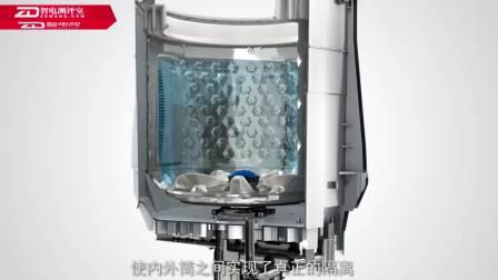 彻底杜绝机内污染 TCL全封桶免污式波轮洗衣机评测