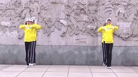 黑龙江鸡西市第三套有氧行进健身操(晚操)