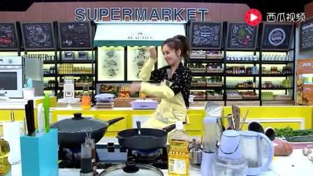 美女厨房第三季: 女明星煮鳝鱼 最后还可以拿到满分 感动到流泪