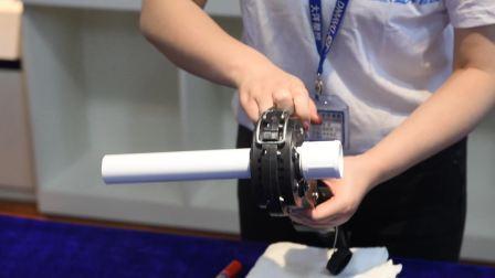 蓝洋e-PSP钢塑复合压力管安装视频