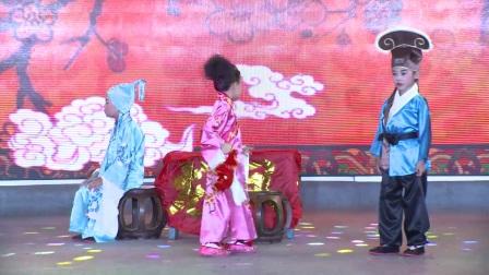 地都镇龙凤幼儿园十六周年庆典14换偶记