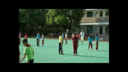 《50米快速跑》優質課(五年級體育,上海市普陀區)