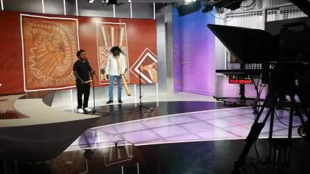 《大师:澳大利亚树皮画艺术家》CGTN表演