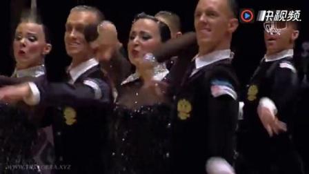 当拉丁舞遇上流行音乐 2014世界拉丁舞大赛俄罗斯