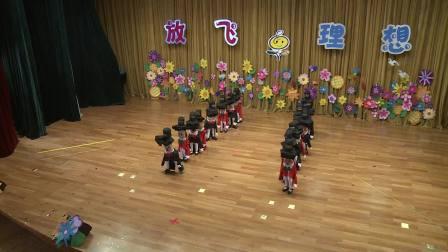 2018年丰台实验幼儿园大班毕业典礼完整版.
