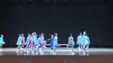 西安市临潼区铁路小学舞蹈《欢乐颂》