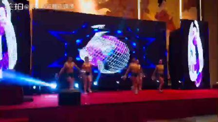 西安双双舞蹈演绎《活力啦啦操》