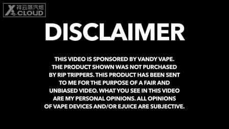 2017最强滴油雾化器The GOVAD By Vandy Vape