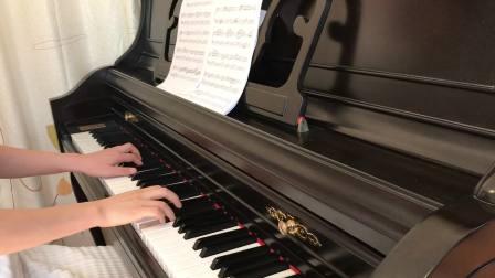 爱乐之城首段钢琴曲 Mia & Seb Theme