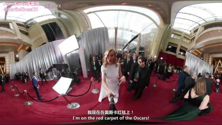 【TeamKarlie字幕组】Klossy  E53 - Oscars Weekend in 360!! - Karlie Kloss