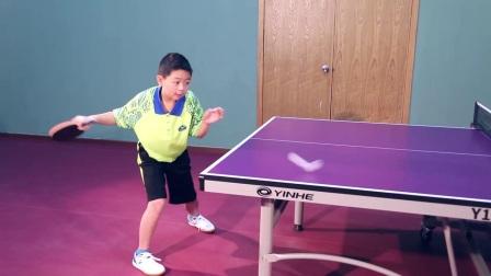【乒乓少儿找教练】14 少儿正手基本功应该怎么练?
