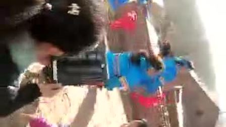 库伦旗下来子嘎查三八妇女节安代舞表演
