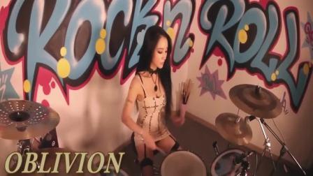 韩国架子鼓极品女神 A-YEON 性感出镜 - Oblivion