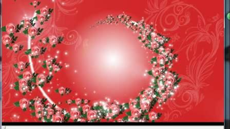 第二期:新年结婚的人肯定多,特别赠送AE制作喜庆的粒子花瓣的高清教程,希望你们能用到