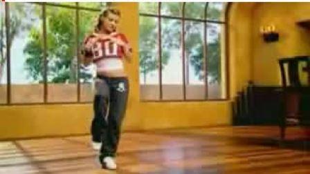 喜欢美女教练的这段舞蹈